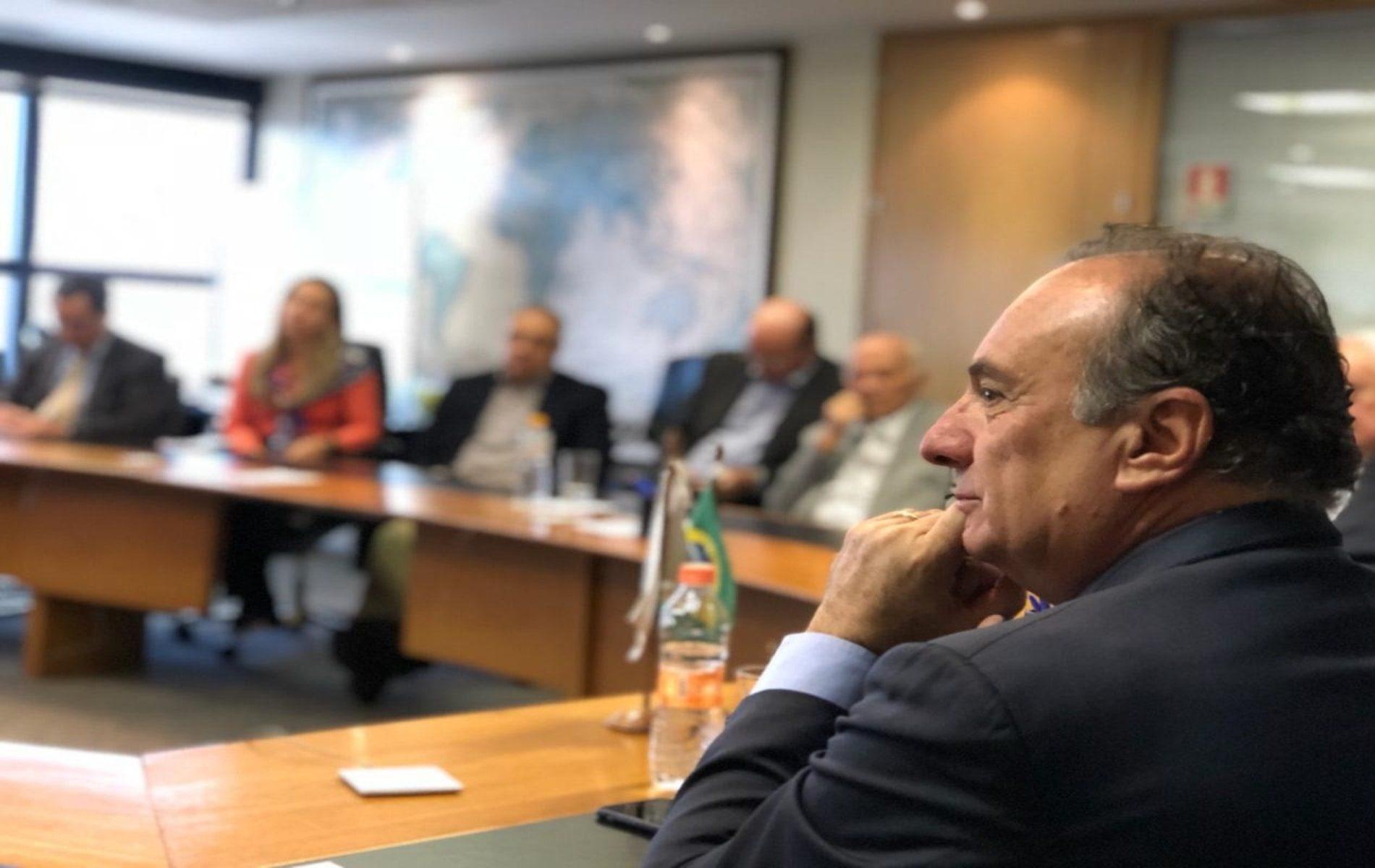"""Ricardo Tripoli comentou sobre ano eleitoral e gestão Covas: """"Temos um prefeito que conhece a cidade"""" (Crédito: Facebook Ricardo Tripoli)"""
