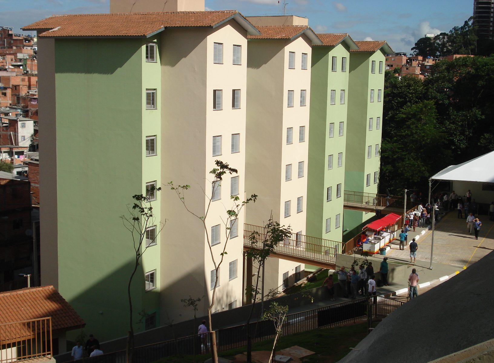 Habitação inicia processo de regularização fundiária de mil imóveis em Paraisópolis (Crédito: Divulgação Prefeitura)
