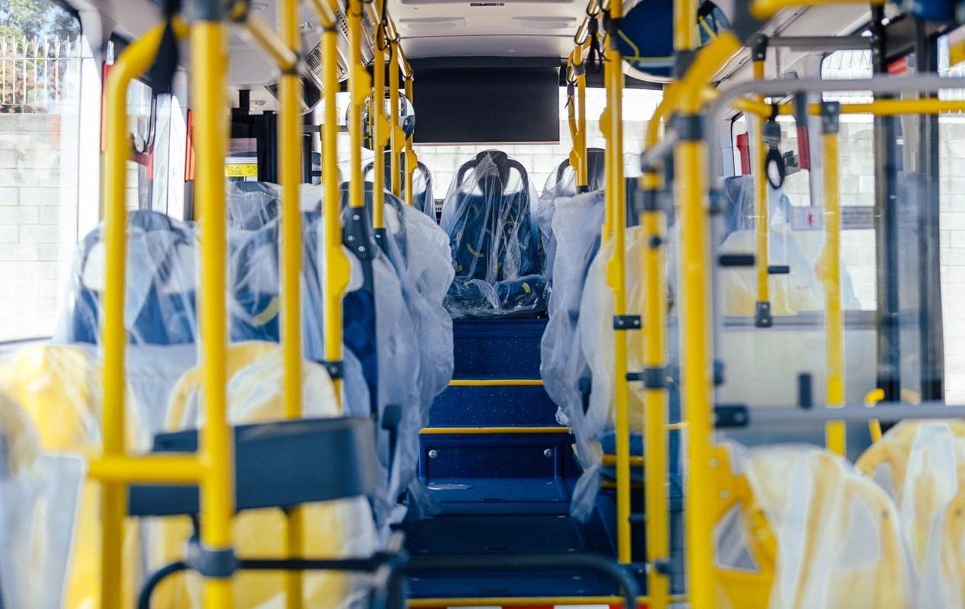 São Paulo já recebeu mais de 4,8 mil novos ônibus (Crédito: Divulgação Prefeitura)