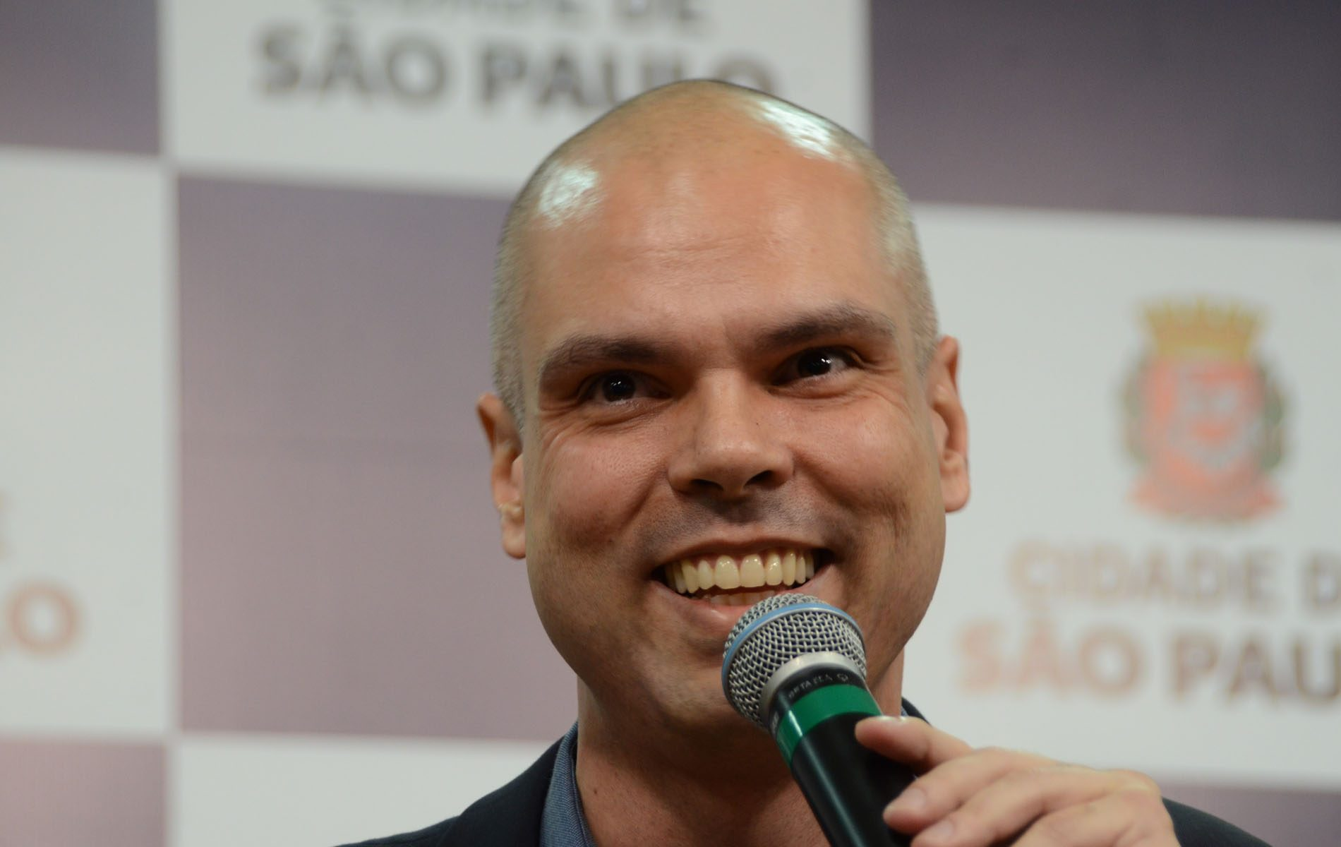 Prefeito vai ocupar o centro do programa Roda Viva (Crédito: Divulgação Prefeitura)