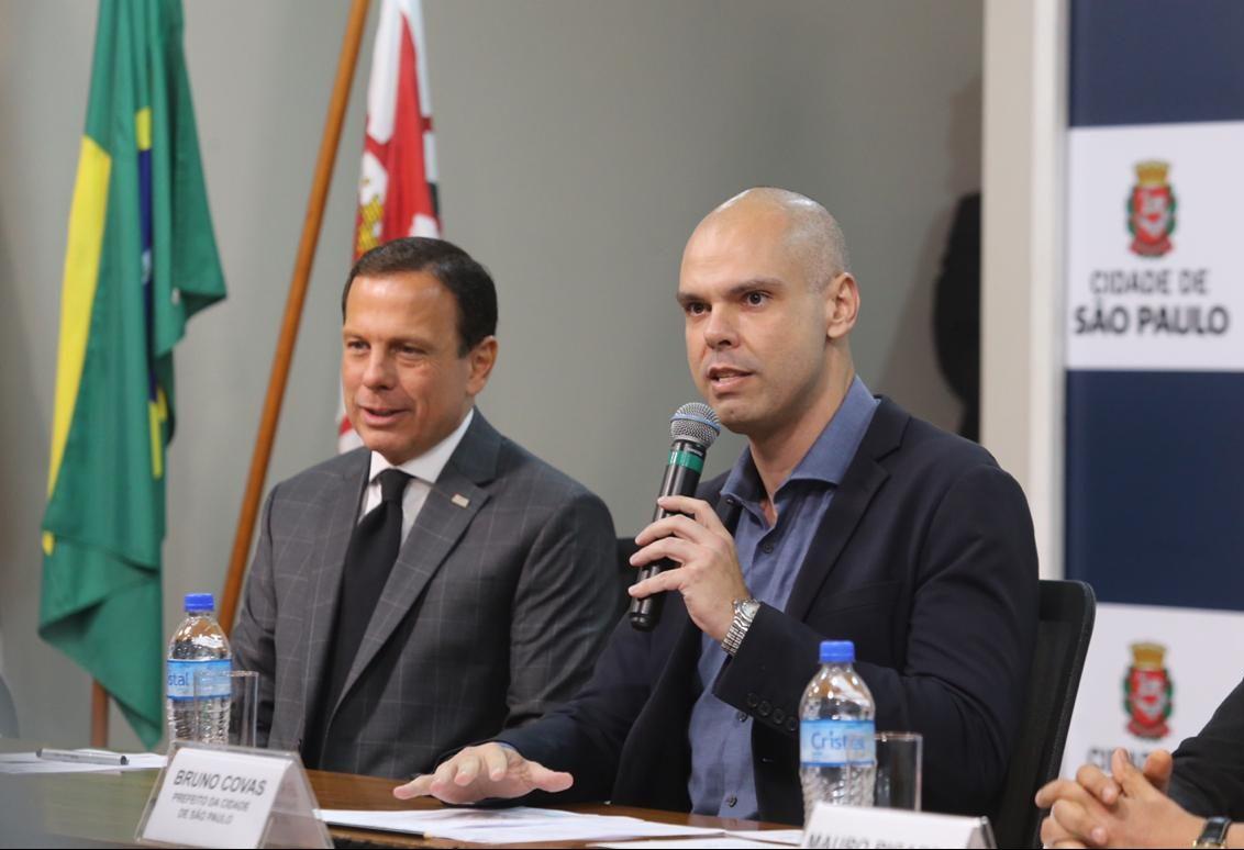 Governo do Estado trabalhará em parceria com a Sabesp (Crédito: Divulgação Governo do Estado)