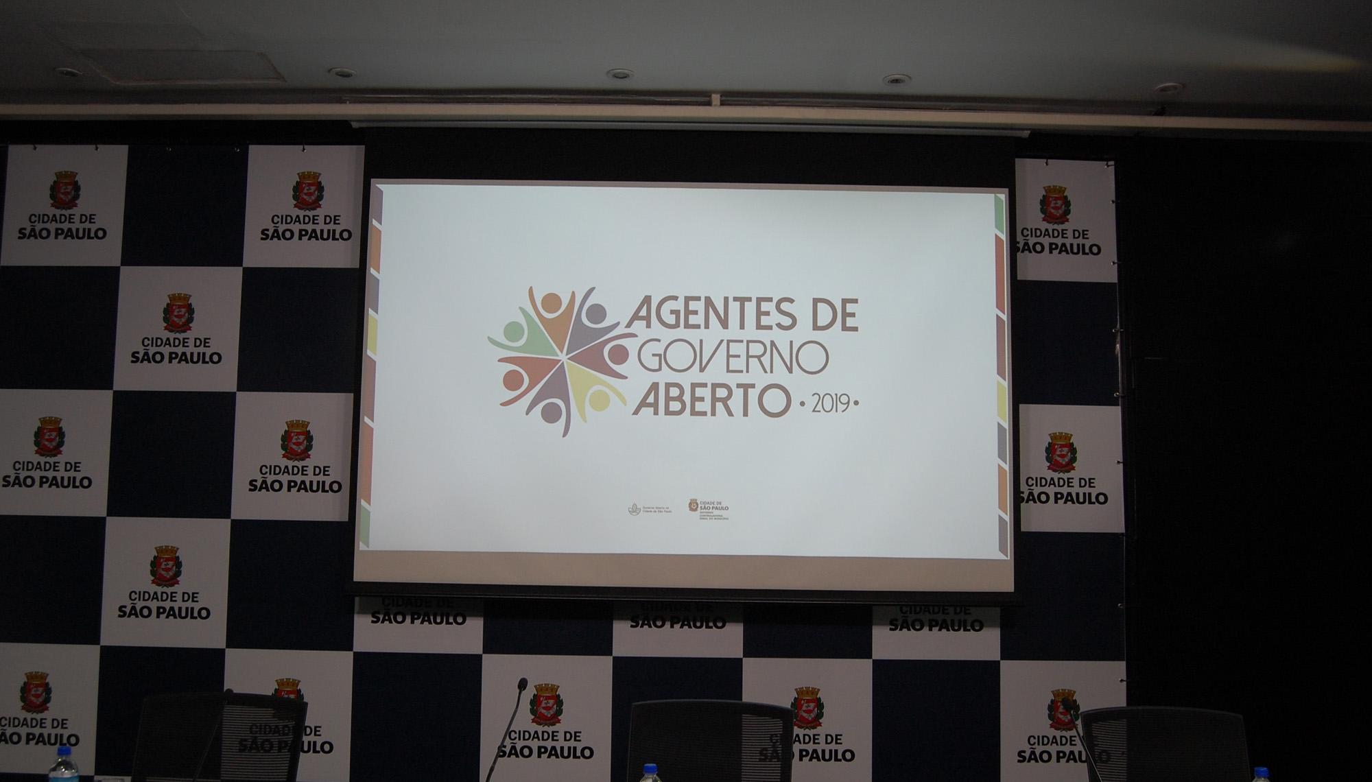 Evento de abertura das oficinas Agentes de Governo Aberto 2019 (Divulgacão: Prefeitura)