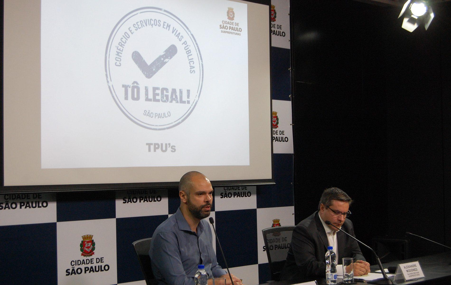 """Lançamento do site do programa """"Tô Legal!"""" (Divulgação: Prefeitura)"""