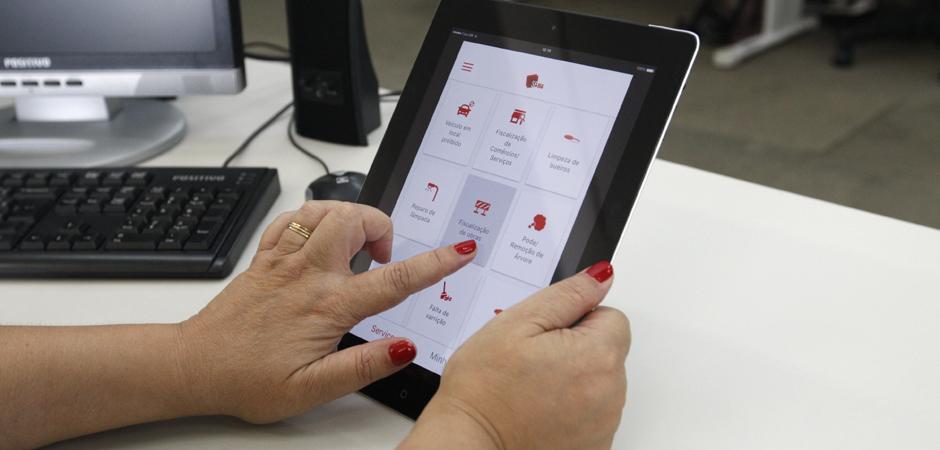 SP156 oferece mais de 400 serviços digitalizados para a população (Crédito: Divulgação Prefeitura)