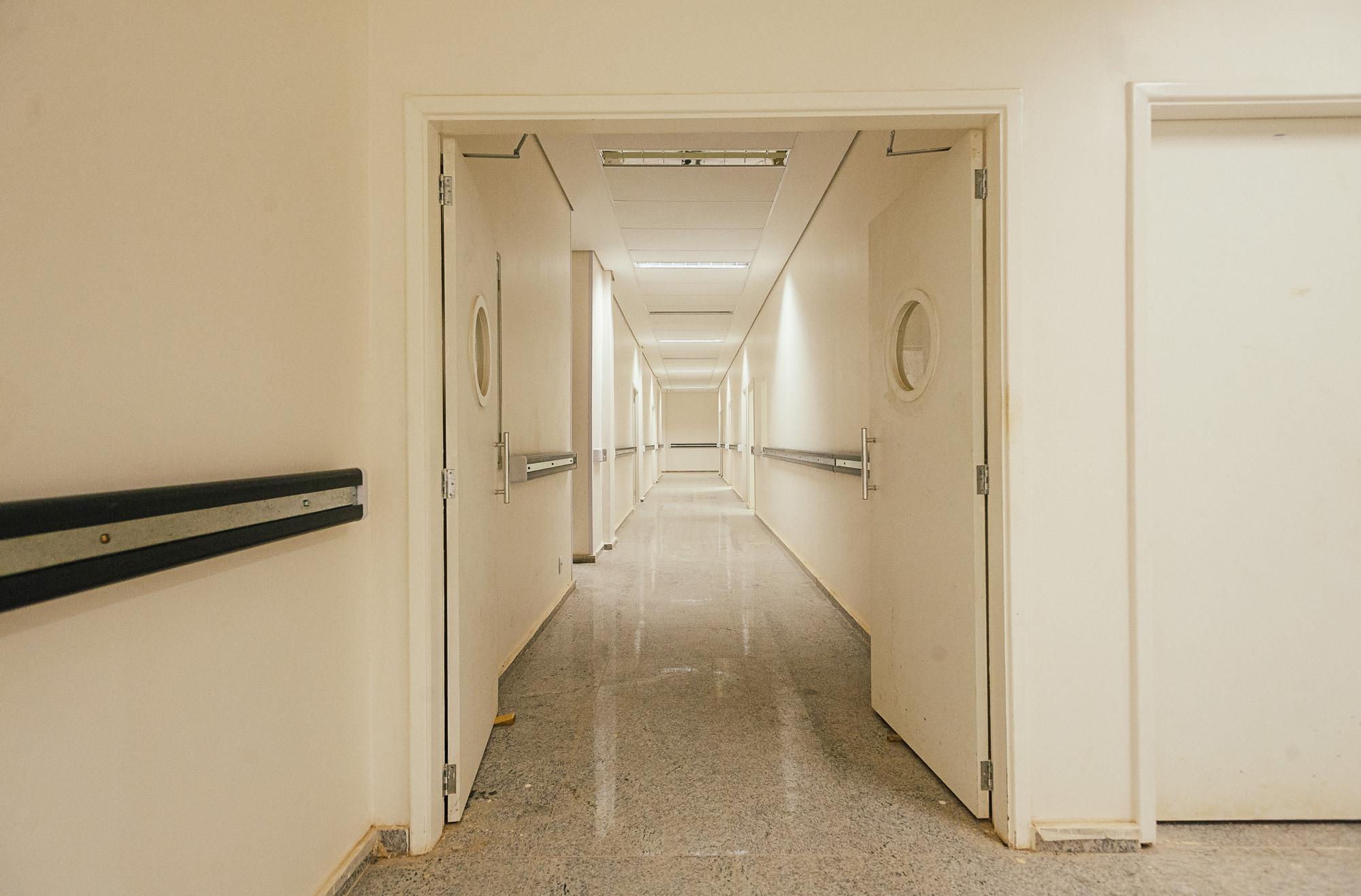 Cinco hospitais municipais já contam com a tecnologia (Crédito: Divulgação Prefeitura)