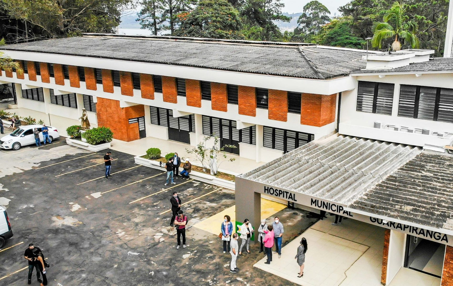 Hospital Guarapiranga amplia atendimento